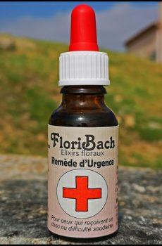 fleur de bach floribach rescue remede d'urgence