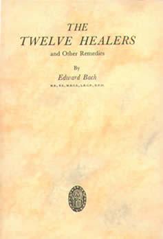 les 12 guérisseurs Edward Bach