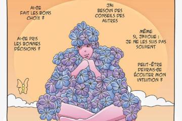 bd dessin fleur bach floribach cerato plumbago